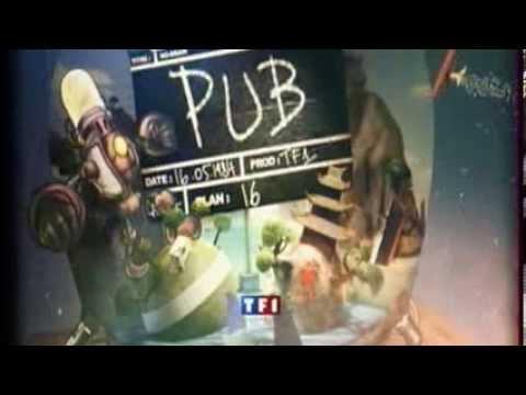 Vidéo BA pour TF1 Soirée GAD ELMALEH.(Voix souriante et légère).