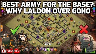 Clash of Clans: BEST ARMY FOR BASE. WHY AIR IS THE BEST CHOICE - SCOUT, PLAN, ATTACK!