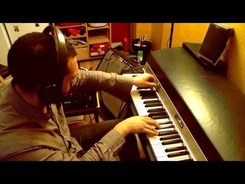 Roland chorus echo re-501 Fender Rhodes twin reverb 펜더 로즈 테이프 에코 트윈 리버브