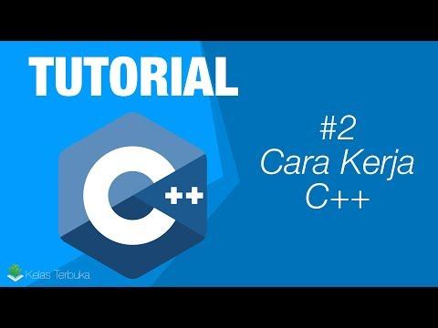 Cara Kerja C++