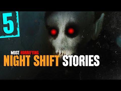 5 TRUE Night Shift Horror Stories! - Darkness Prevails