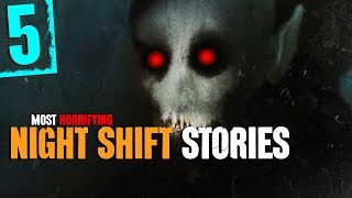 5 TRUE Night Shift Horror Stories! - Darkness Prevails