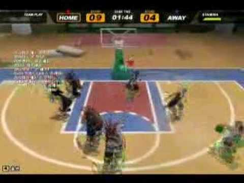 freestyle online : basketball korea  game 5vs5