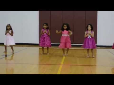Shreeya & Friends in Omaha Bollywood Dance Program