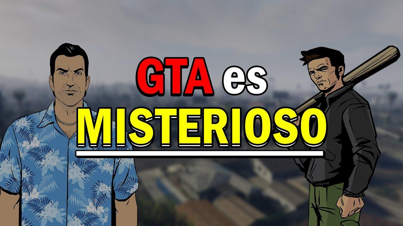 GTA es MISTERIOSO y DURAMENTE NOSTÁLGICO | Análisis Rockstar - GTA.
