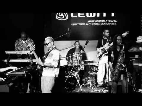 "Ethan Farmer - ""Showdown"" // LEWITT Lounge 2013"