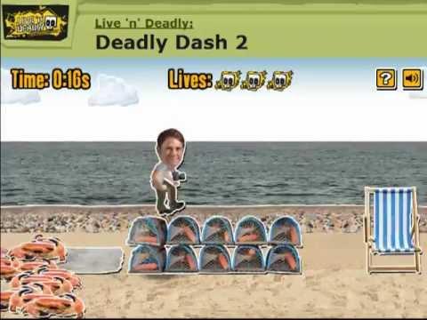 Deadly Dash 2 - CBBC