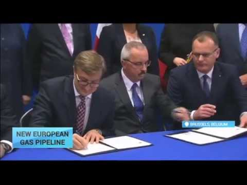 New European Gas Pipeline: Poland-Baltic deal targets Russia's power in Europe