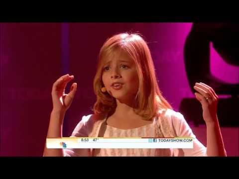 Jackie Evancho sings Pie Jesu HD