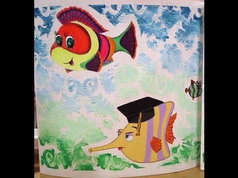 Como Pintar Un Cuadro Infantil Con Acrílicos 3d