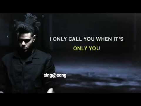 The Weeknd   The Hills Lyrics HD