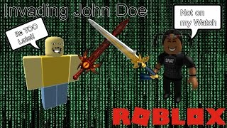 JOHN DOE I'VE HAD ENOUGH!!!! LETS ALL PLAY ROBLOX ON MARCH 18TH