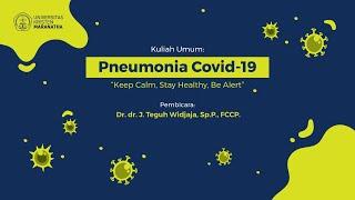 Sosialisasi Pencegahan Virus Corona / COVID-19 Narasumber : - dr. Endang Budi Hastuti ( Kasubdit Pen.