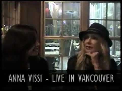 Anna Vissi / Interview Vancouver May 2011 / Northwest Greeks