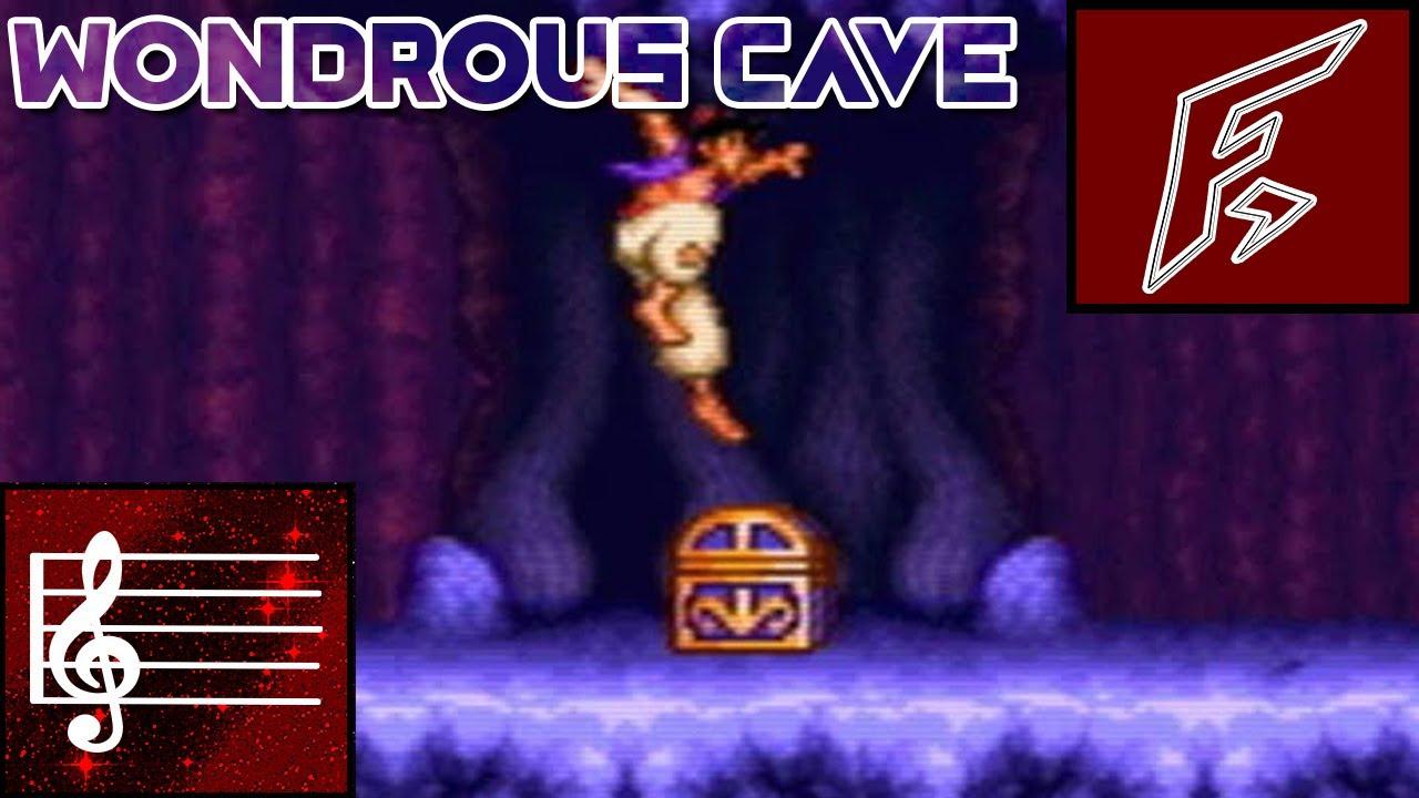 """""""Wondrous Cave"""""""