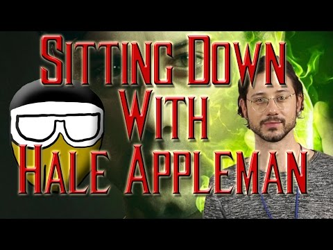 Sitting Down With Hale Appleman  Starfest Denver 2017