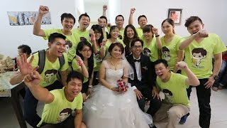 Kok Foei & Ai Nee Wedding Day