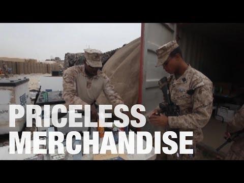 Priceless Merchandise: Marine Mobile Exchange
