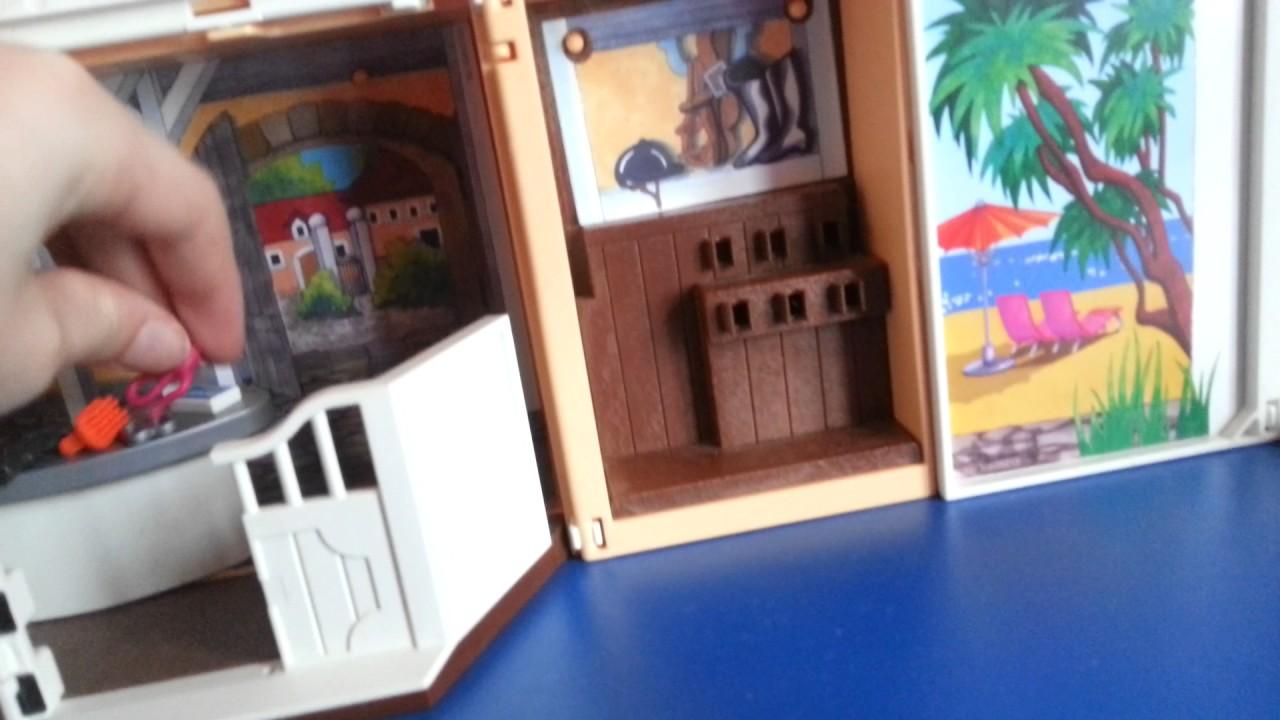 Playmobil huis inrichten deel 1 grote villa youtube for Huis laten inrichten