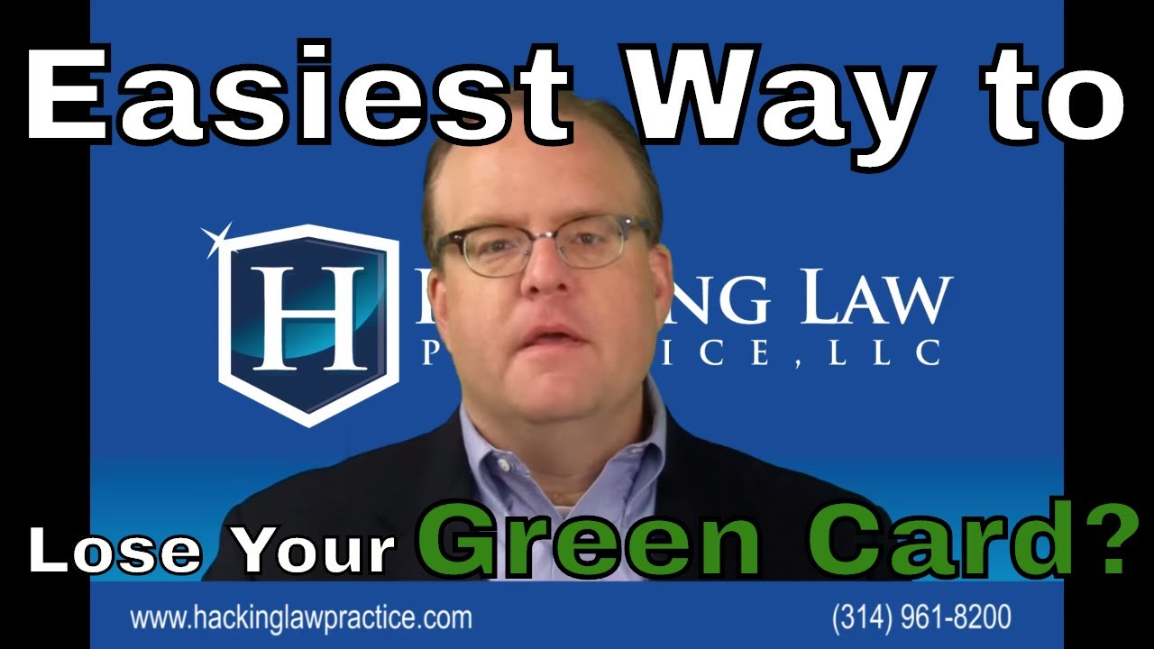 The easiest way to lose your lawful permanent resident status green the easiest way to lose your lawful permanent resident status green card colourmoves