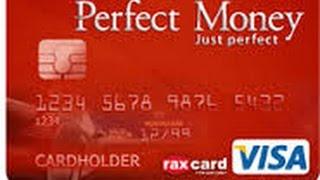 видео Perfect money кошелек. Как зарегистрировать, где использовать?