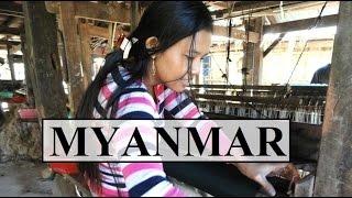 Myanmar (Mon Village)  Bago Part 11