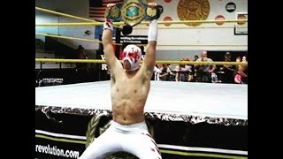 Life & Times Of Fuego Del Sol - Ep. 18 (IWR Title Shot)
