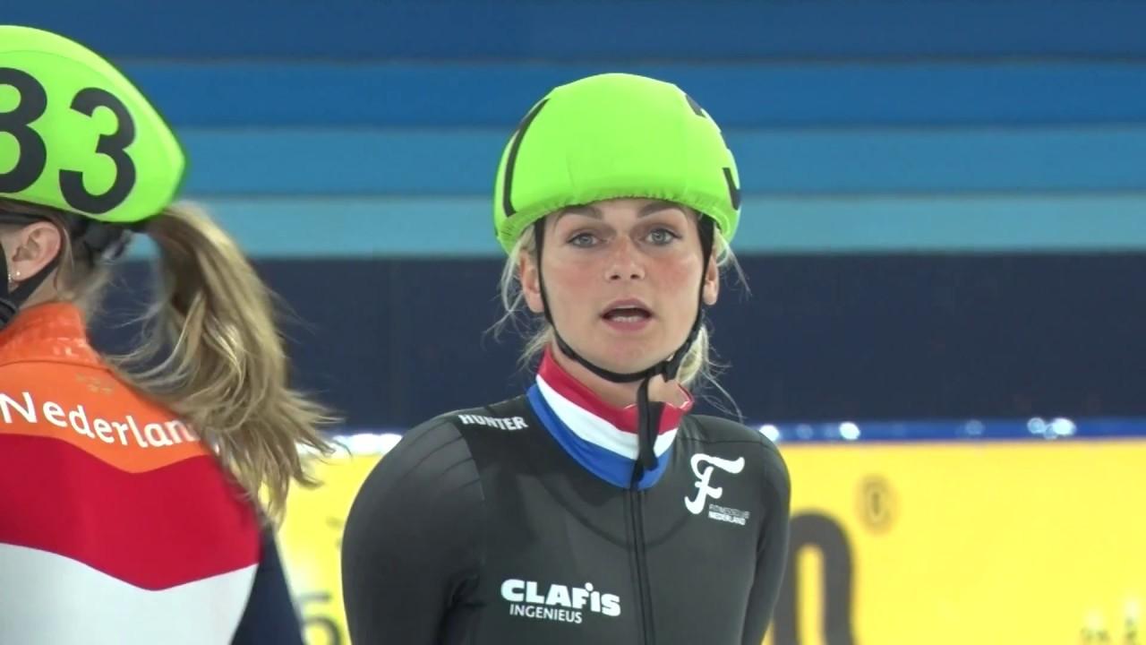 Download Irene Schouten over het Olympische schaatsseizoen