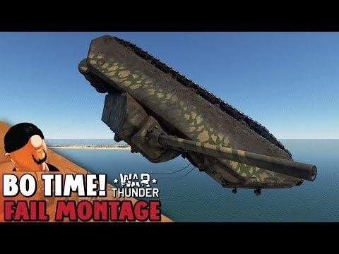 War Thunder Fail Montage #70