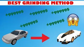 [OUTDATED] BEST GRINDING METHOD FOR SHAKEDOWN PART 2 UPDATE! | Roblox Vehicle Simulator #11