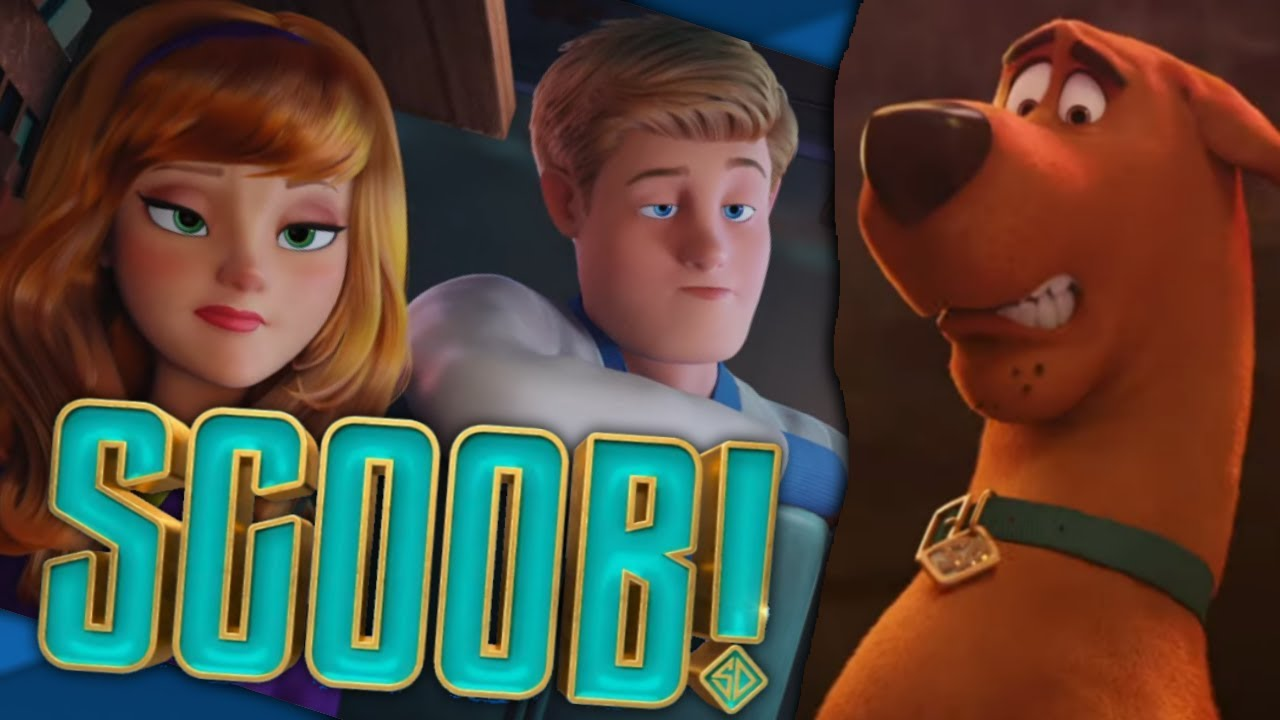 First Scoob! Trailer Reveals How Shaggy Gave Scooby ...