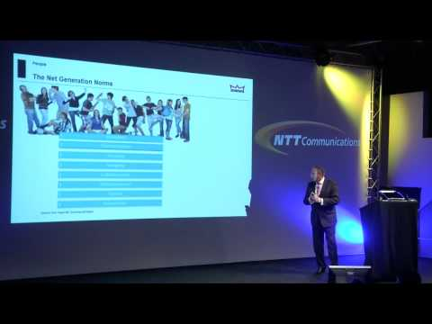 Alfons Wahlers - Director Group IT - Dorma - speech @ NTT Communications Global Forum 2012