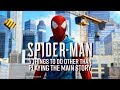 Spider-Man PS4 - 5 Things to do Other Than Playing the Main Story