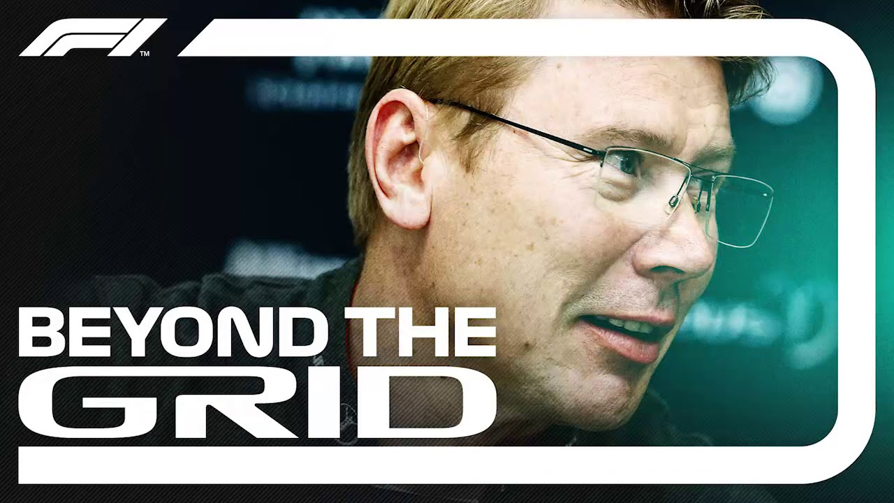 Mika Hakkinen Interview | Beyond The Grid | Official F1 Podcast