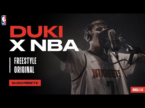 Nba Freestyle – Duki