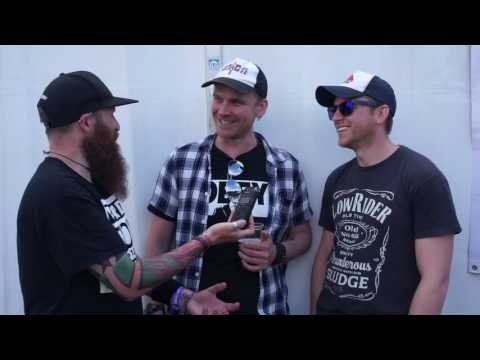 Jukebox Monkey Interview Bloodstock 2016