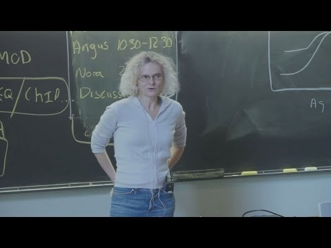 Nora Volkow, Director, National Institute on Drug Abuse National Institutes of Health