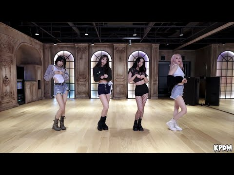 開始Youtube練舞:Lovesick Girls-BLACKPINK | 鏡像影片
