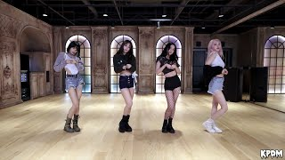 BLACKPINK - Lovesick Girls Dance Practice (Mirrored)