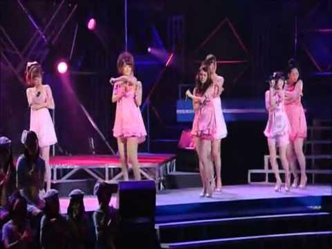 Berryz Koubou - Aa, Yo ga Akeru Live