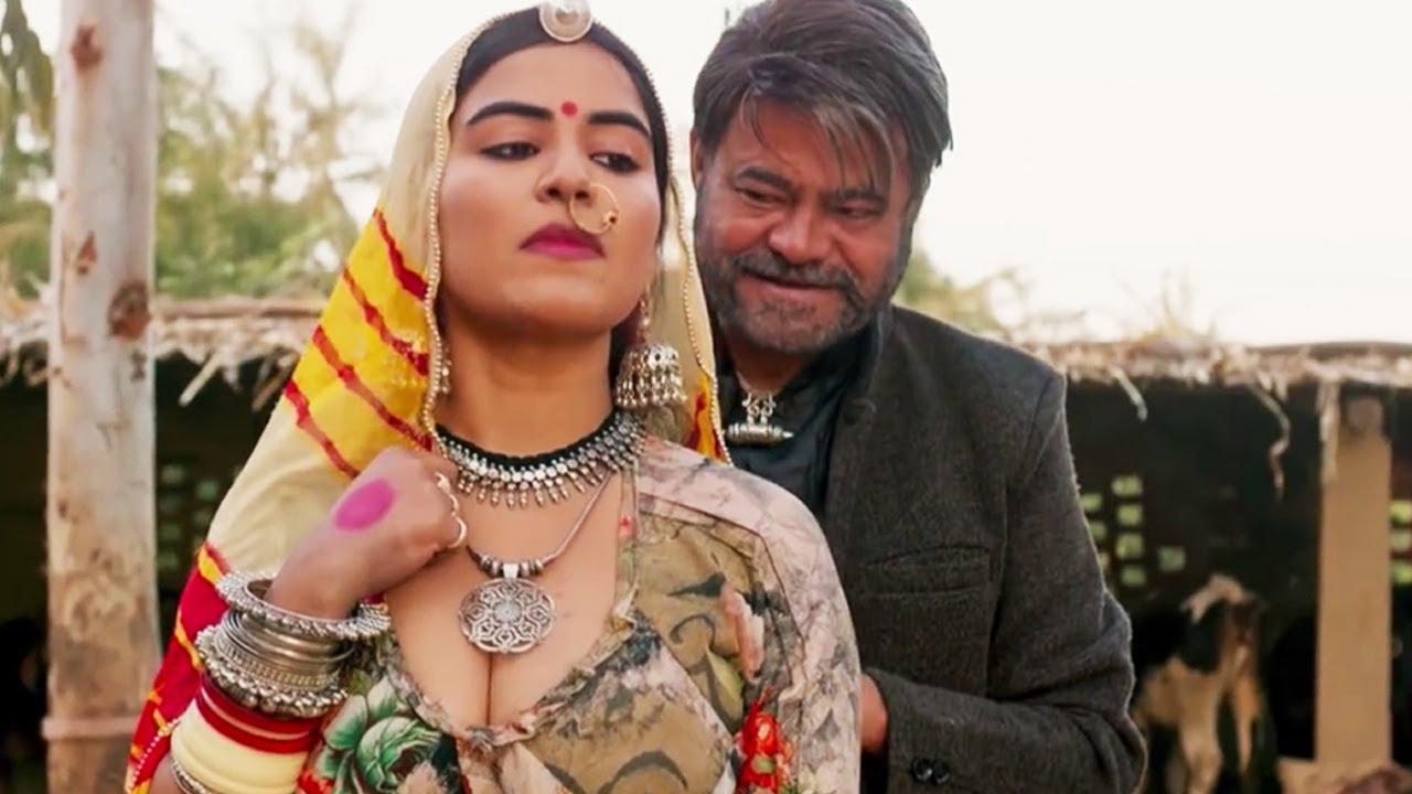संजय मिश्रा हुवे कजरी पर फ़िदा   Shikha Malhotra   Sanjay Mishra Best Hindi Scene   Kaanchli Scene