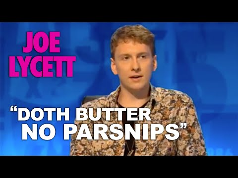 Joe Lycett on 8 Out Of 10 Cats Does Countdown -  Parking Fine Letter