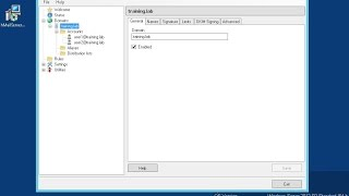 hMailServer (Email Server) Seтup for Your Lab