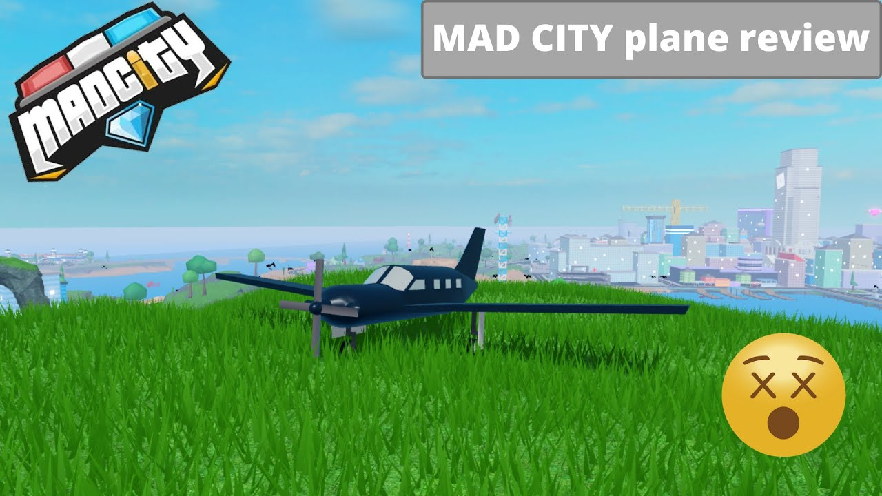 Roblox Mad City Plane Review Worst Vehicle In Mad City Review