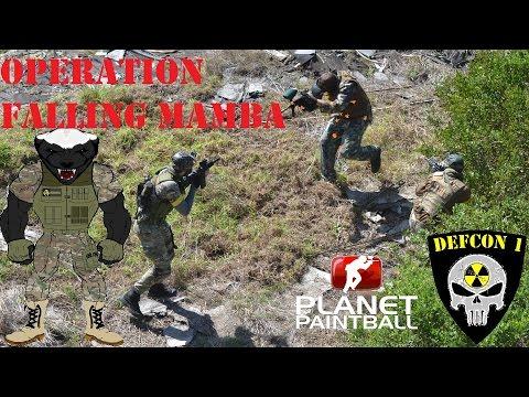 Magfed Paintball South Africa - Operation Falling Mamba