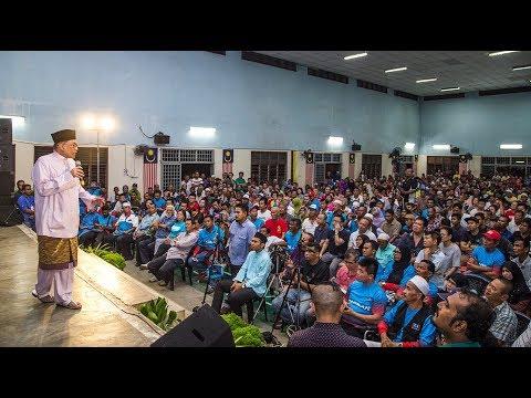 Anwar Ibrahim: Pidato Perdana Malaysia Baru Di Perak