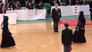 怪物 竹ノ内佑也 史上最年少優勝 第62回全日本剣道選手権