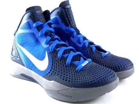 more photos ef34b e5c22 Nike Zoom Hyperdunk 2011 Supreme - Treasure Blue/Grey