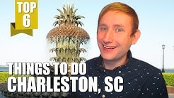 TOP 6 THINGS TO DO IN CHARLESTON, SC (On a Budget)