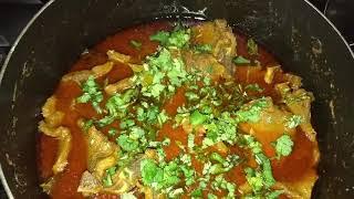 Mutton Curry | Gosht Salan